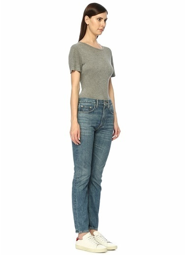 Brock Collection Pantolon Mavi